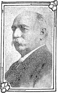 Roberts George obitpic